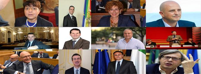 La giunta Musumeci è fatta, le deleghe
