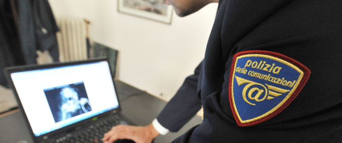 Pedofilia on line, arrestato catanese