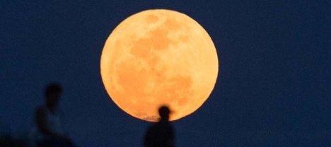 La notte della Superluna
