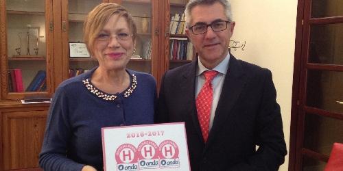 Bollini rosa per gli ospedali catanesi