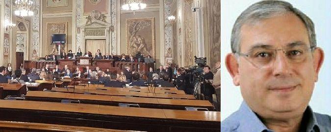 Bulla mostra il voto, caos all'Ars
