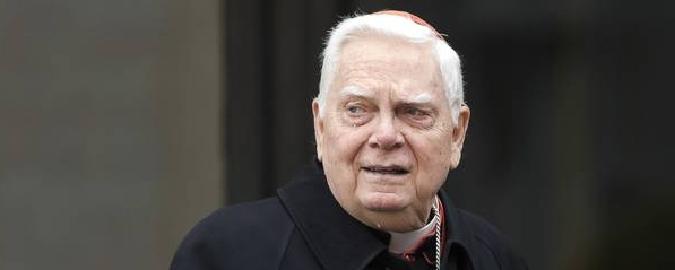 Muore il cardinale di Spotlight