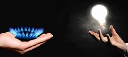 Aumentano luce e gas: spenderemo 79 € in più
