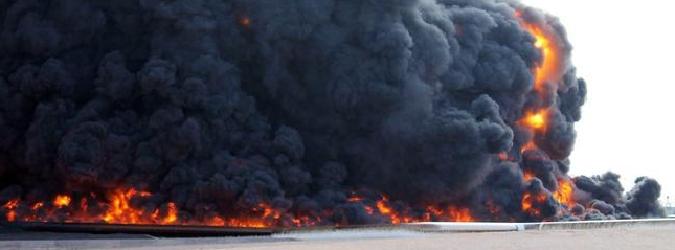 Esplode oleodotto in Libia, petrolio alle stelle