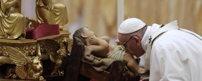 """Dal Papa l'appello all'accoglienza """"Nessuno fuori posto in questa terra"""""""