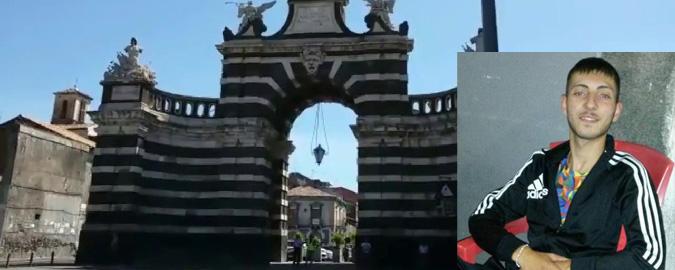 Catania, ucciso in piazza Palestro