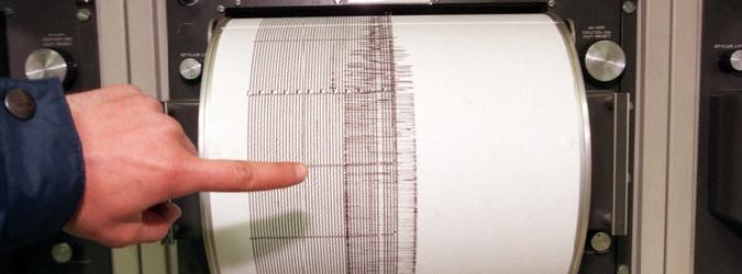 Sciame sismico a Menfi: gente in strada