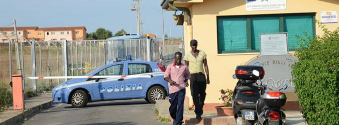 Nigeriana accoltellata al Cara di Mineo fermato a Catania il marito trentenne