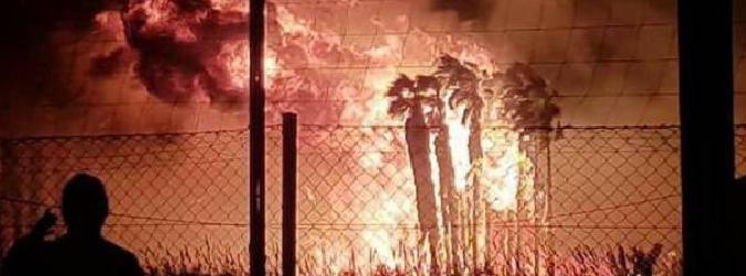 Subito rischio incendi: e la Regione sgancia