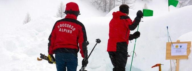 Slavina in Alto Adige, turisti evacuati