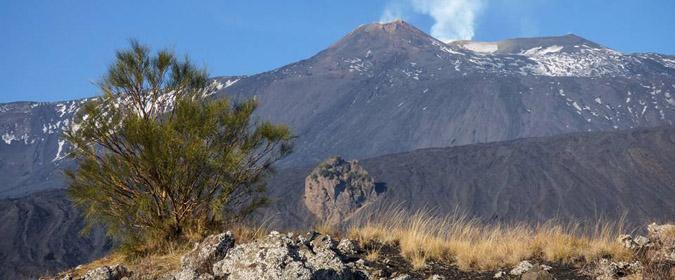 Etna in fase calante