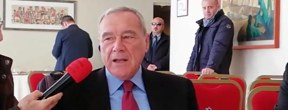 """Grasso, pausa per la colazione a Catania: """"Liberi e Uguali unico voto utile"""""""