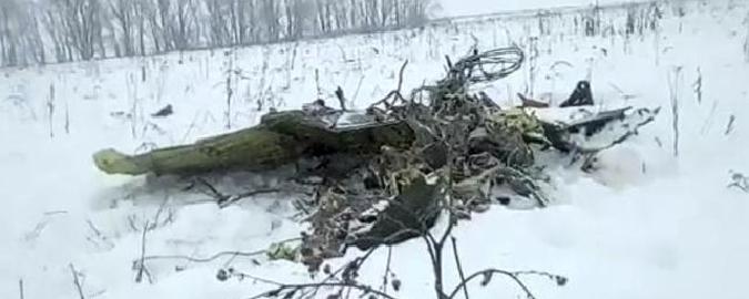 Precipita aereo russo: 71 morti