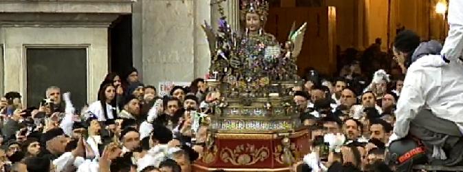 Sant'Agata, festa con meno soldi pubblici