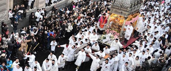 """Sant'Agata, ecco il programma 2019: """"Sarà una celebrazione più sobria"""""""