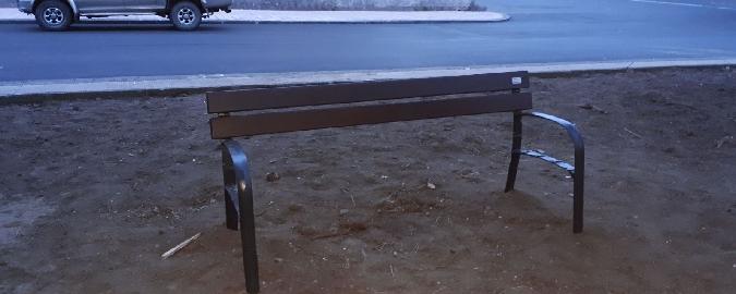 Vandali contro il parco appena rinato