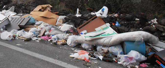 """""""Catania, commissario ad acta per rifiuti"""""""