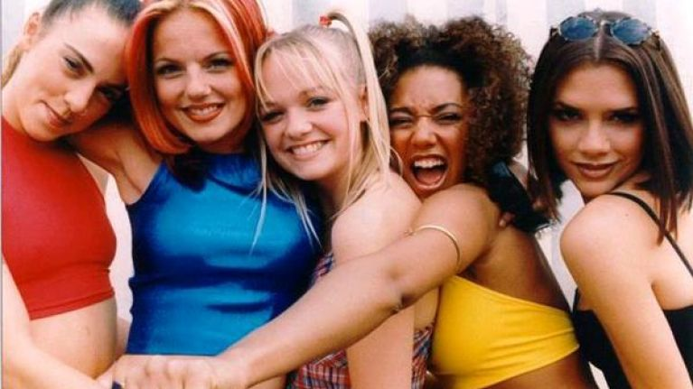 Le Spice Girls di nuovo insieme