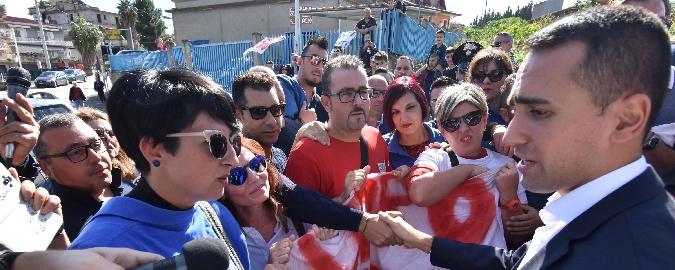 Di Maio: 'In Sicilia lo stato di emergenza'. E Catania chiede aiuto per lo 'tsunami'