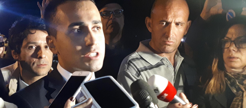 """Di Maio alla Blutec di Termini Imerese: """"Venite a firmare accordo per Cig"""""""