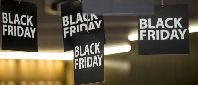 Black Friday, caccia ai super sconti