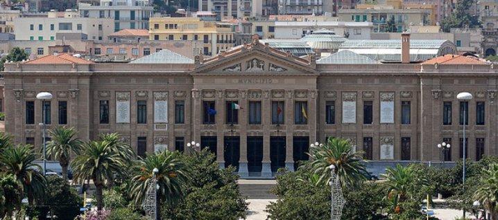 L'Esercito sanifica il Comune di Messina