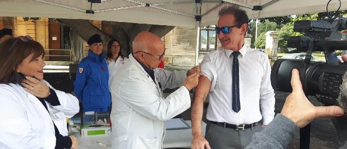 Siracusa, Influday per promuovere la vaccinazione