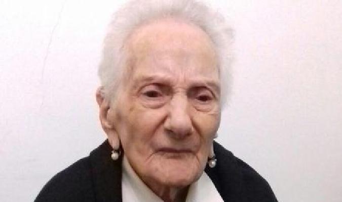 Adele compie 110 anni