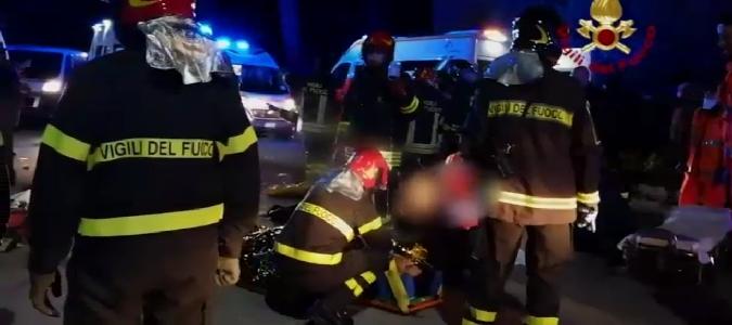 Panico al concerto di Sfera Ebbasta: 6 morti