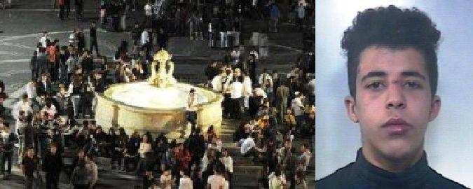 Catania, ubriaco contro i carabinieri