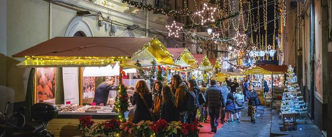 Anche a Catania stop ai mercatini di Natale