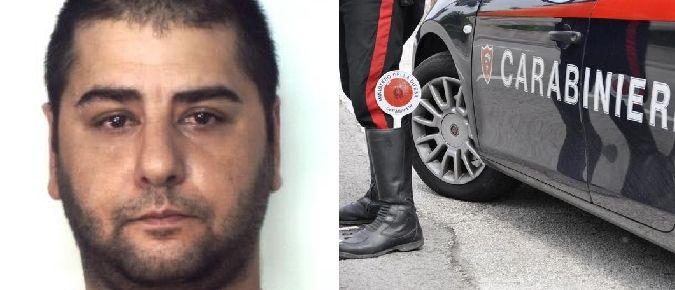 Catania, fugge sullo scooter rubato