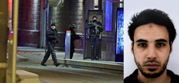 Ucciso il killer di Strasburgo