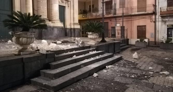 Terremoto a Catania, ok della Camera a una ricostruzione più veloce