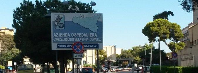 Croce rossa al Cervello e Villa Sofia