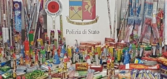 Ultima retata contro i fuochi illegali: beccati cinque ambulanti a Catania