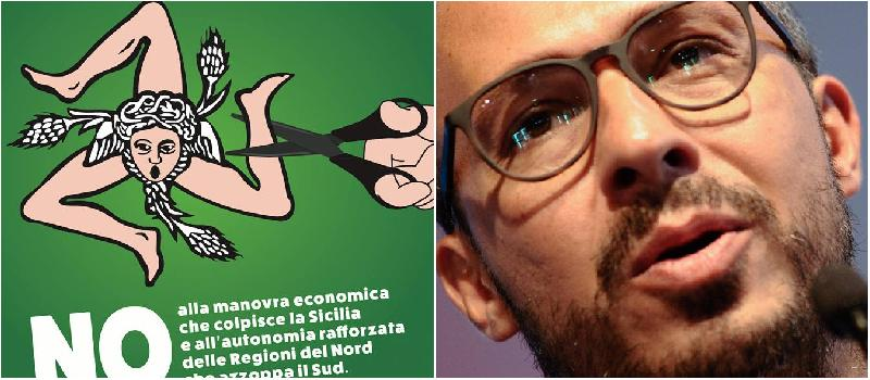 """""""Lega e M5s tagliano gambe alla Sicilia"""""""