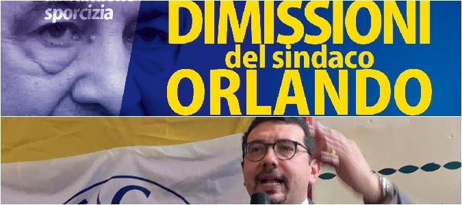 """La Lega contro Orlando: """"Dimettiti"""""""