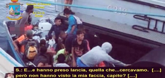 Traffico migranti da 3.000 euro a tratta
