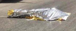 Palermo, trovato cadavere in strada