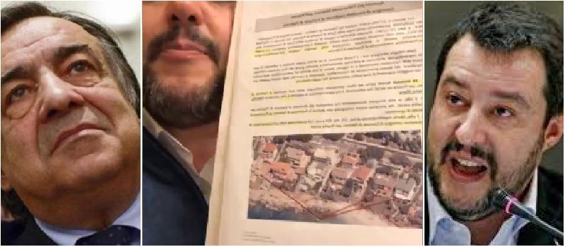 """""""Ai palermitani tre ville confiscate, Orlando non ci piazzi i migranti"""""""