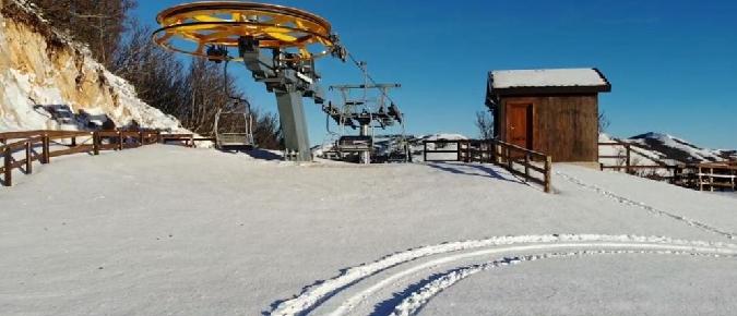 Piano Battaglia, stagione sciistica ferma