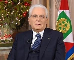 """Mattarella: """"L'Italia ritrovi la coesione sociale"""""""