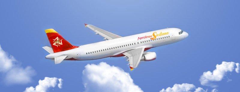 La Sicilia ha la sua compagnia aerea