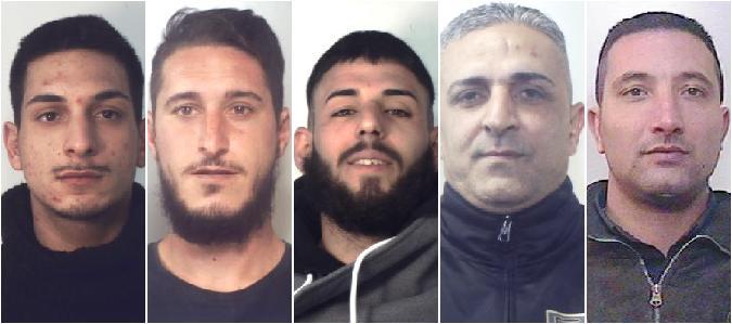 Furti, evasioni e droga: arresti e carcere