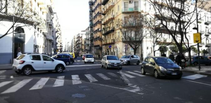 """""""Catania, scarsa sicurezza senza le rotonde"""""""