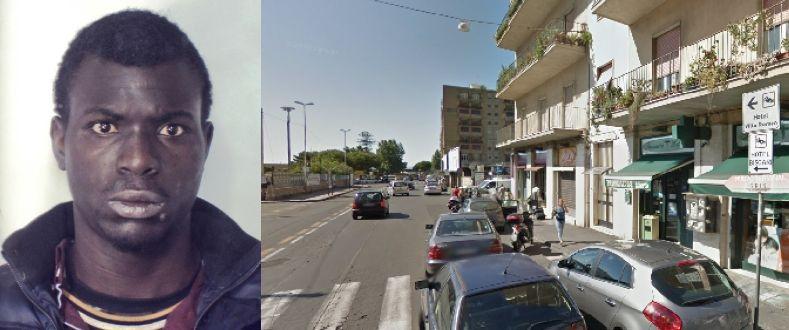 """""""Datemi soldi"""": con la bottiglia minaccia i passanti alla stazione dei bus di Catania"""