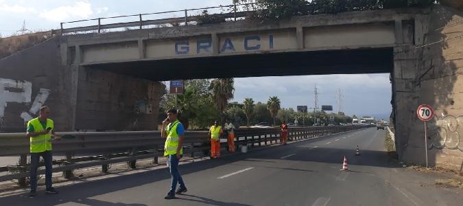 """""""Ex ponte Graci, via a ricostruzione"""""""