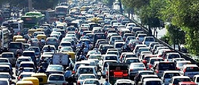 Ore perse nel traffico, Palermo nella top 100