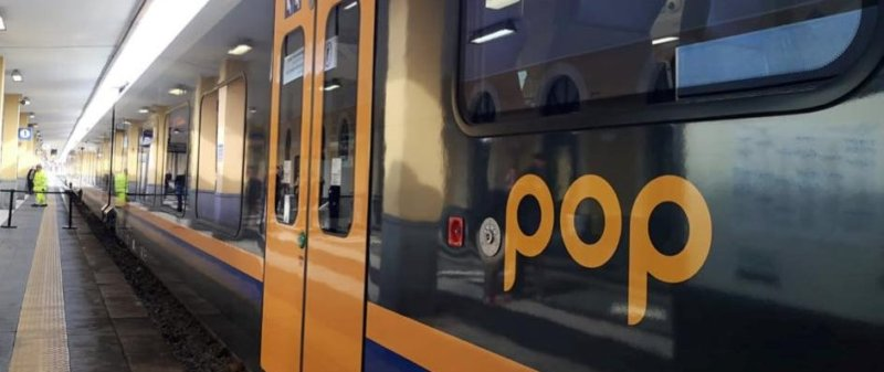 Ecco il quinto treno Pop